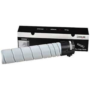Lexmark 54G0H00 High Yield Black Toner Cartridge - 32.5K pages for MS911de