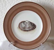 Bing & gröndahl Copenhagen Teller. 20 cm, muy vieja!!! concha 2