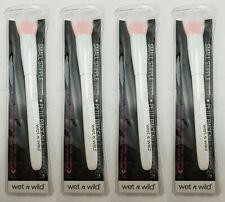 (Lot of 4) Wet n Wild Small Stipple Brush, C793A Brush