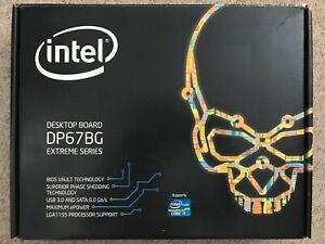 Intel Extreme Series Desktop Motherboard Intel Core i7 DP67BGB