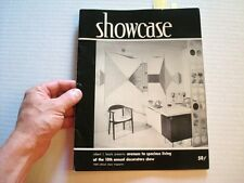 1959 SHOWCASE Mid Century Modern PAN PACIFIC SHOW McCobb Monteverdi Van Keppel