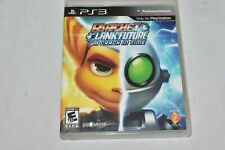 Ratchet & Clank Future a Crack in Time - Playstation 3 PS3 EUC disc