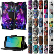 For Samsung Galaxy J2 Core J260/ J2 Pure/ J2 Dash Luxury Flip Wallet Case Cover