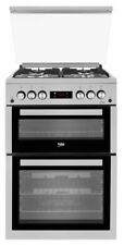 Beko XDVG675NTS 60 Cm Gas Cooker - Silver