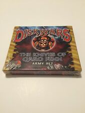Diskwars Moon Over Thelgrim Knives of the Qaro Fenn Box Factory Sealed