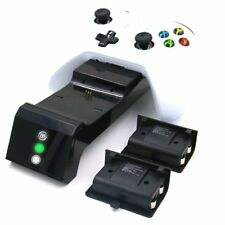 Dual Charging Dock Controller Charger 2 Rechargeable Batteries For Xbox One/X/S