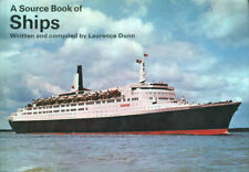 A SOURCE BOOK OF SHIPS HBDJ DREADNOUGHT TITANTIC NORMANDIE QUEEN MARY NSS SAVANN