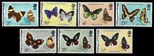 BELIZE. Butterflies of Belize.1975-1978. Scott 345a + . MNH (BI#12)