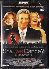¿BAILAMOS? Shall We Dance? de Peter Chelsom (dvd nuevo)