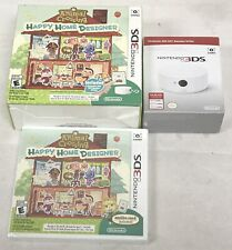 Animal Crossing Happy Home Designer With NFC Reader Sealed Product In Open Box