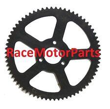 2stroke 39cc 47cc 49cc mini pocket bike 76 tooth Rear sprocket fits #25  chain