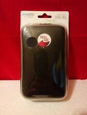 dreamGear DSi XL black hard shell carrying case
