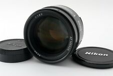 "Nikon AF Nikkor 85mm F/1.8 D Prime Lens AS-IS ""Read"" From Japan"
