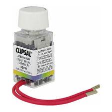 3 X Clipsal Light Dimmer Universal Mechanism EA 450w BULK Electrician