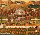 Charles Wysocki Old Glory Farms Artist's Proof Legacy Collection