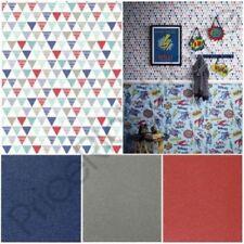 Rouleaux de papier peint bleu Arthouse