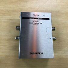 Digitech Pre amplifier RIAA-EQ - Turntable Stereo Audio Line-in #924