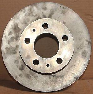 Fits 76-87 Volvo 242 244 245 262 264 265 BREMBO Disc Brake Rotor 0831198 NEW