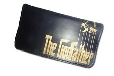 Tobacco Case Pouch Synthetic Leather Wallet Bag Rolling Smoke The Godfather