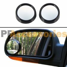 "2 Pcs Universal 2"" Wide Angle Convex View Adjustable Blind Spot Mirror for Car"