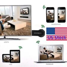 Hot 1080p MiraScreen WiFi HDMI TV Receiver Airplay For Samsung Galaxy S8 S8 plus