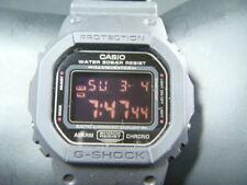 Casio G Shock DW5600-MS-1 Men's Wrist Watch
