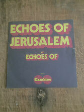 """ECHOES OF - ECHOES OF JERUSALEM - RARE FUNK,SOUL,DISCO 7"""" - FRENCH PRESSING!!!"""
