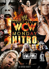 WWE The Very Best Of WCW Monday Nitro Volume Vol. 1 3x DVD DEUTSCH