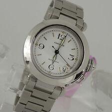 Runde Cartier Armbanduhren für Damen