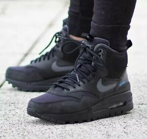 WMNS Nike Air Max 1 Mid Sneakerboot - 685267 001