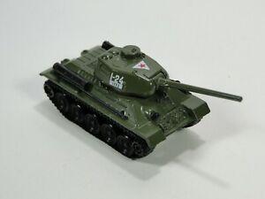 20mm Dinky / MatchBox / Corgi WWII Russian T34/76/85  Diecast Tank