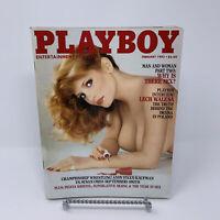 Playboy Magazine February 1982 Championship Wrestling