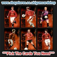 Futera Manchester United 1997 – Red Hot (Gold) *Please Choose Cards*
