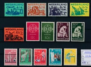 D193865(1) Netherlands 1959-1960 Nice selection of MNH stamps