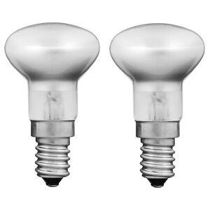 Eveready Lava Lamp Reflector Bulb, R39 E14 Screw In 30w Light Bulbs - 2 Pack