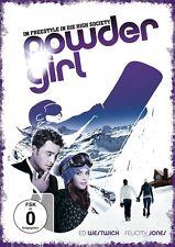 POWDER GIRL   DVD NEU  FELICITY JONES/ED WESTWICK/KEN DUKEN/+