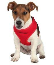Harnais rouge Trixie pour chien