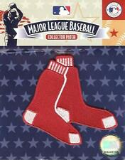 Boston Red Sox 2-Socks Sleeve Jersey Patch 100% Authentic MLB Official Package