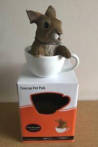 Vivid Arts Teacup Baby Bunny..BNIB