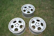 Three 18 Inch Mercedes Benz Ronal Brabus Monoblock Iv Wheels