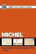 MICHEL Ganzsachen Deutschland 2018 (Gebundene Ausgabe)