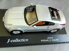 Ebbro JCollection Nissan Fairlady Z Silver Metallic mk 1  1:43 MIB