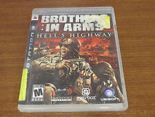 Brothers in Arms: Hell's Highway (Sony PlayStation 3, 2008) PS3 Video Game E