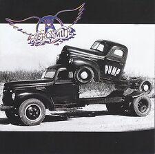 AEROSMITH - PUMP D/Rem CD ~ LOVE IN AN ELEVATOR~JANIE'S GOT A GUN ~ 80's *NEW*