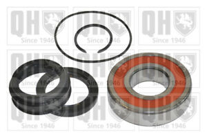Wheel Bearing Kit fits VOLKSWAGEN TARO Rear 2.4 2.4D 89 to 97 QH Quality New