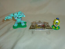Disney MONSTERS UNIVERSITY Mike & Sully DECOPAC Birthday Party CAKE TOPPER Kit