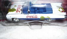 JOHNNY LIGHTNING COCA COLA AMERICANA CAR 1959 CADILLAC ELDORADO 2003 MIP