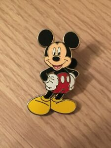 DISNEY MICKEY MOUSE HANDS ON HIPS PIN