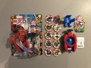 Marvel Heroes MXD Magnetic Xtreme Discs