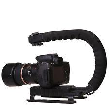 Dslr Camera C/U Shape Bracket Handle Grip Handheld Stabilizer Camcorder Video